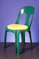 Miete Sitzauflage gelb