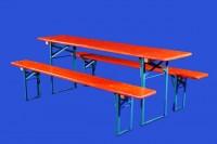 Miete Tisch 220x50cm