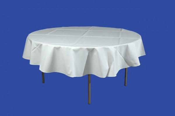 Miete Tischdecke rund kurz