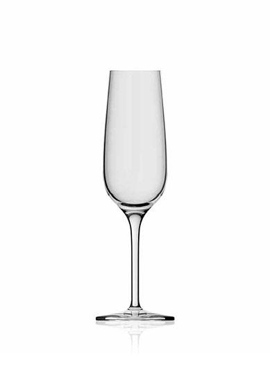 Miete Sektglas 0,10l (40 Stück)