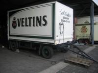 Miete Kühlwagen LKW Veltins 7t