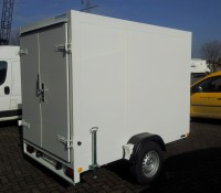 Miete Kühlwagen Einachser 1,5t