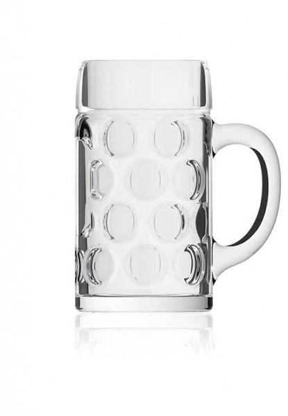 Miete Bierkrug 0,25l (24 Stück)