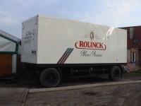 Miete Kühlwagen LKW Rolinck 18t